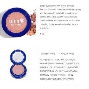 Luna by Luna Eyeshadow Juliet New & Unused